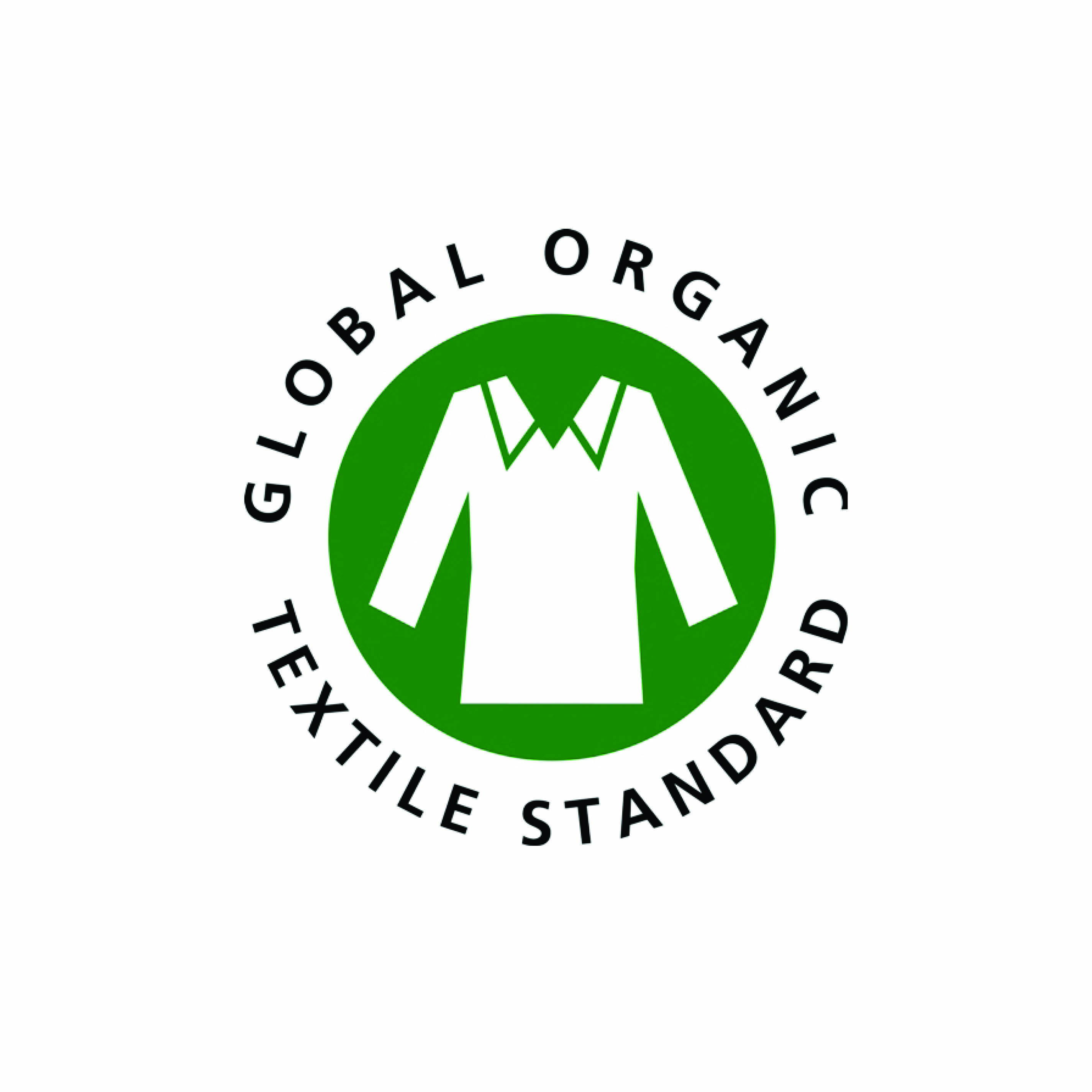 Global organic textile standards icon