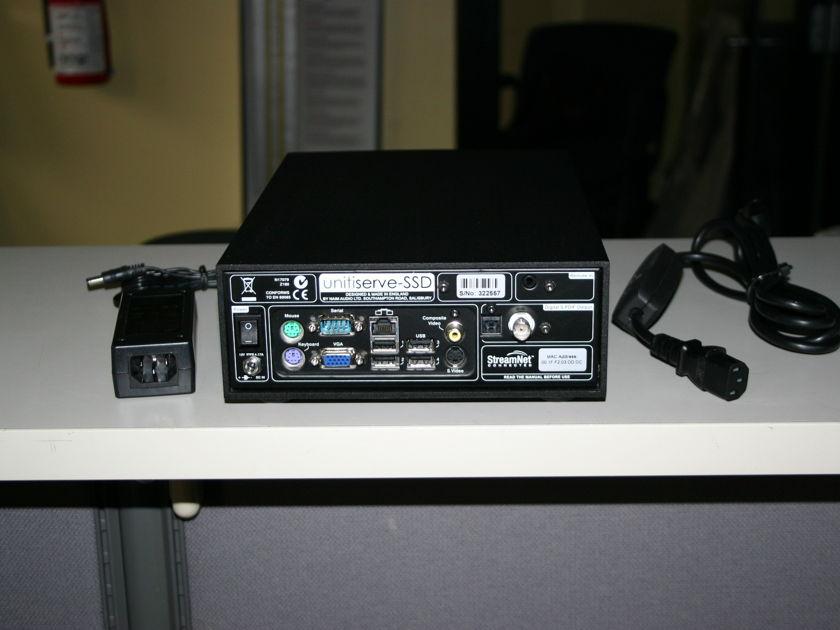 Naim Audio UnitiServ SSD