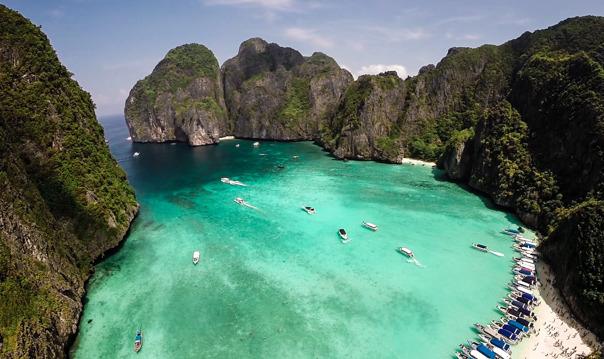 Экскурсия на райские острова Пхи Пхи