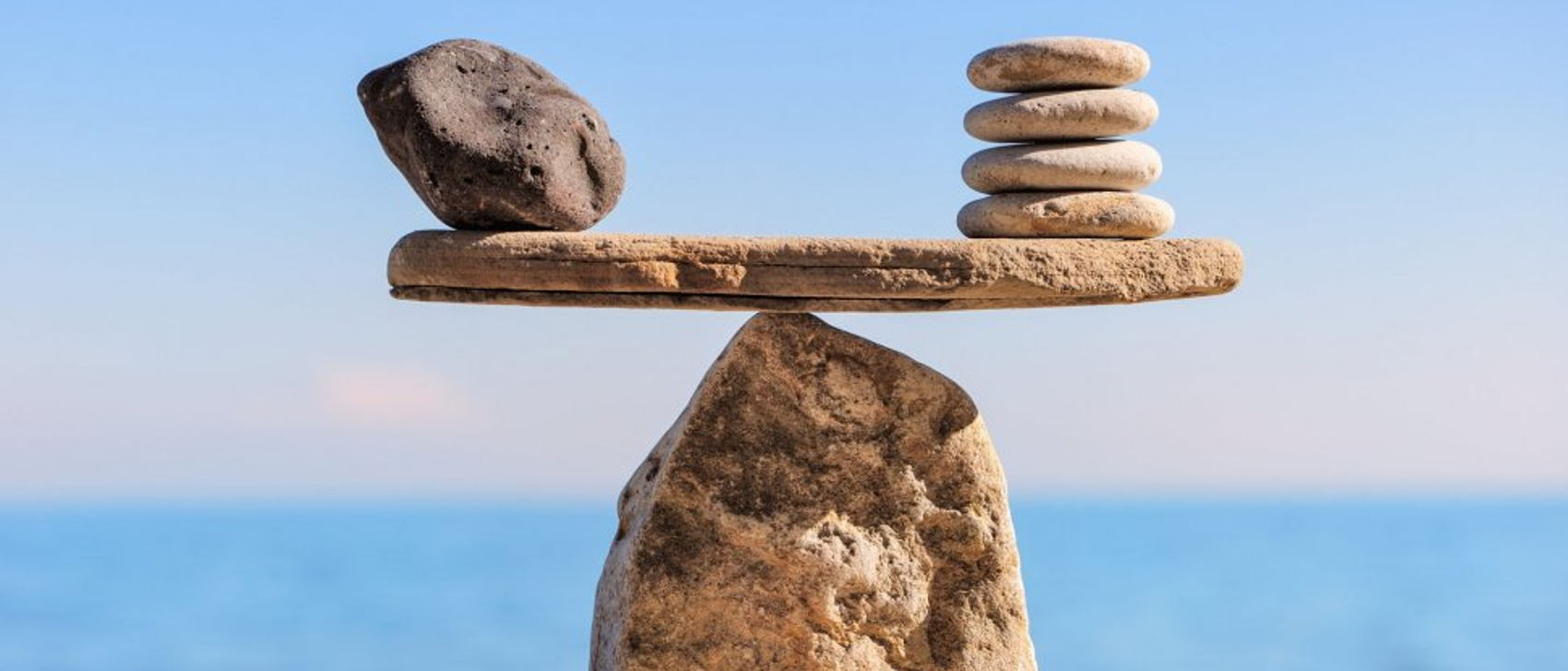 How to Stay in Balance and Control