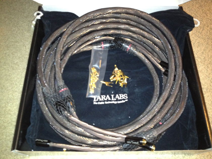 Tara Labs ISM The 2 Speaker Cable - 8 ft pair