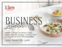 RENDEZ VOUS BUSINESS LUNCH image