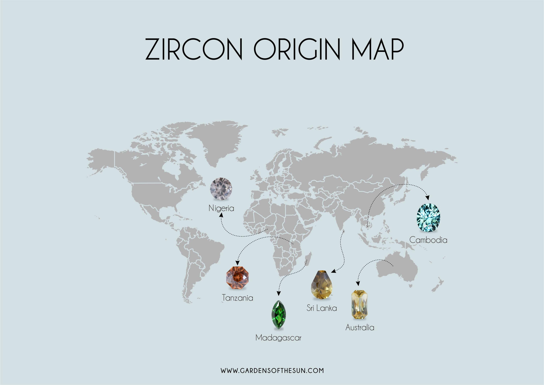 Zircon origins