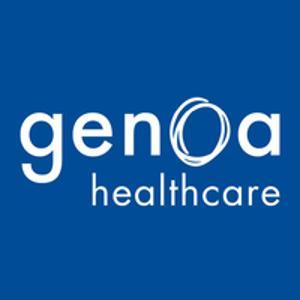 Genoa, a QoL Healthcare Company logo