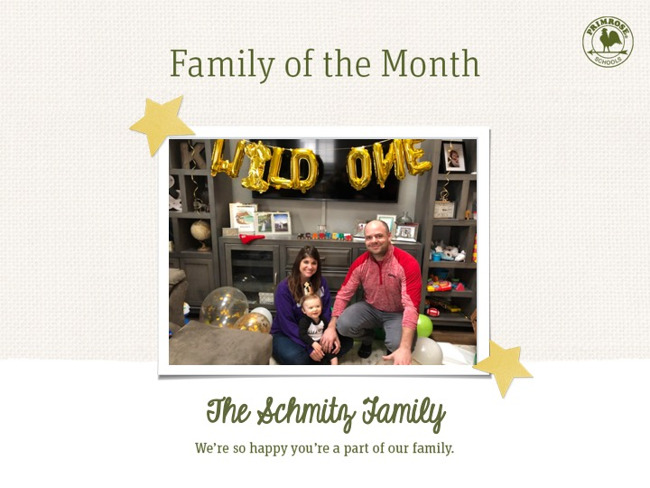 May Family of the Month