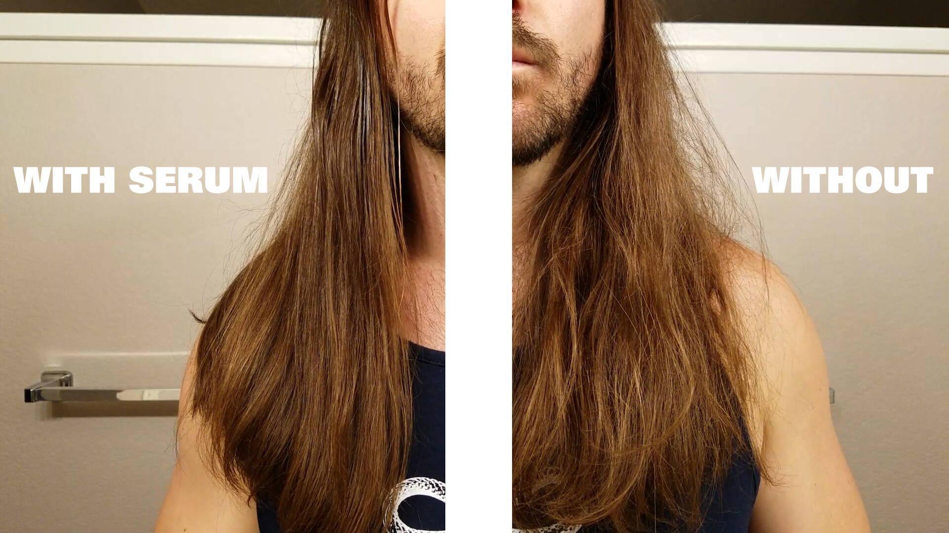 Lindsay Barto Longhairs Hair Serum