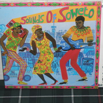 """SOUNDS OF SOWETO"""