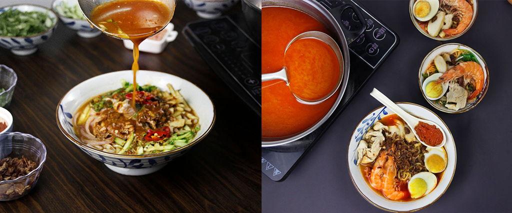 Penang Culture DIY Sauce/Soup Kits