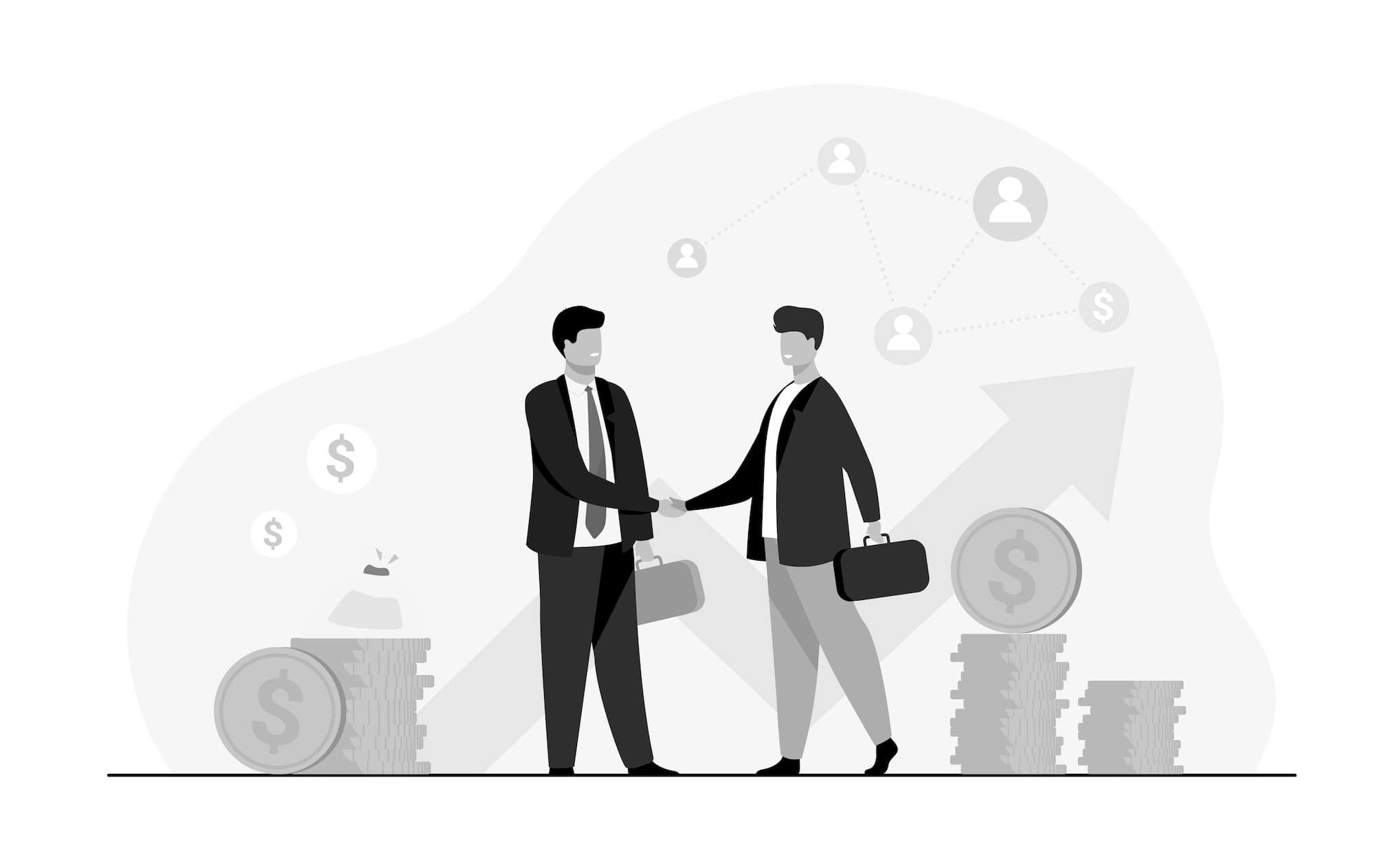 Zakelijke cijfers - inkomensverklaring ondernemers