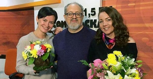 Пять лет – полет нормальный: радио «Комсомольская правда» в Иркутске» отметило первый юбилей - Новости радио OnAir.ru