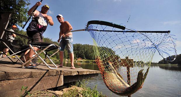 Выиграй сертификат на 100 000 рублей! Радио «Комсомольская правда» приглашает на Фестиваль семейной рыбалки - Новости радио OnAir.ru