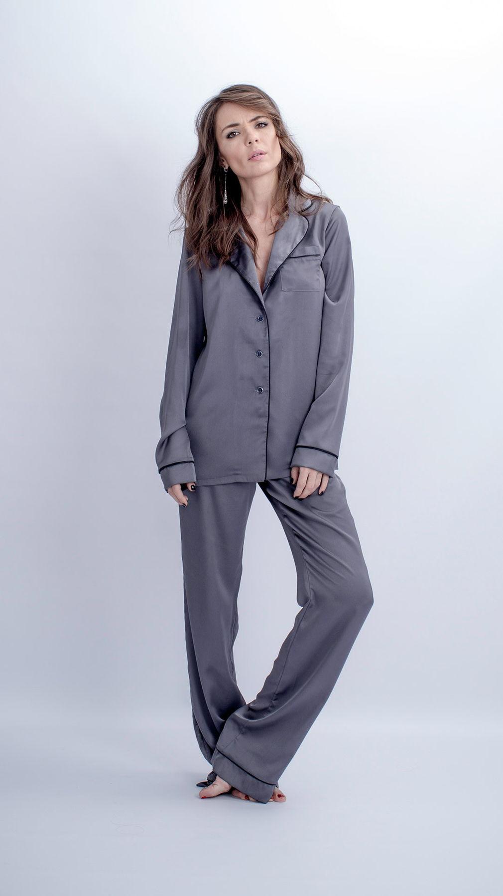 Silk Bitch Pajamas