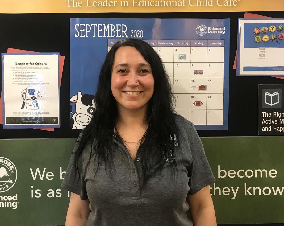 Ms. Kylie Rumery , Food Service Teacher