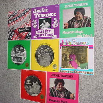 7 lp records in shrink plus 1 other lp