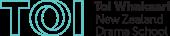 Toi Whakaari: NZ Drama School logo