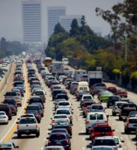 Jason Lahita: My 10-minute commute became a tortured slog from Santa Monica up and down 50 miles each way on the 405 freeway in Southern California, three hours a day in the car -- yet I didn't care.