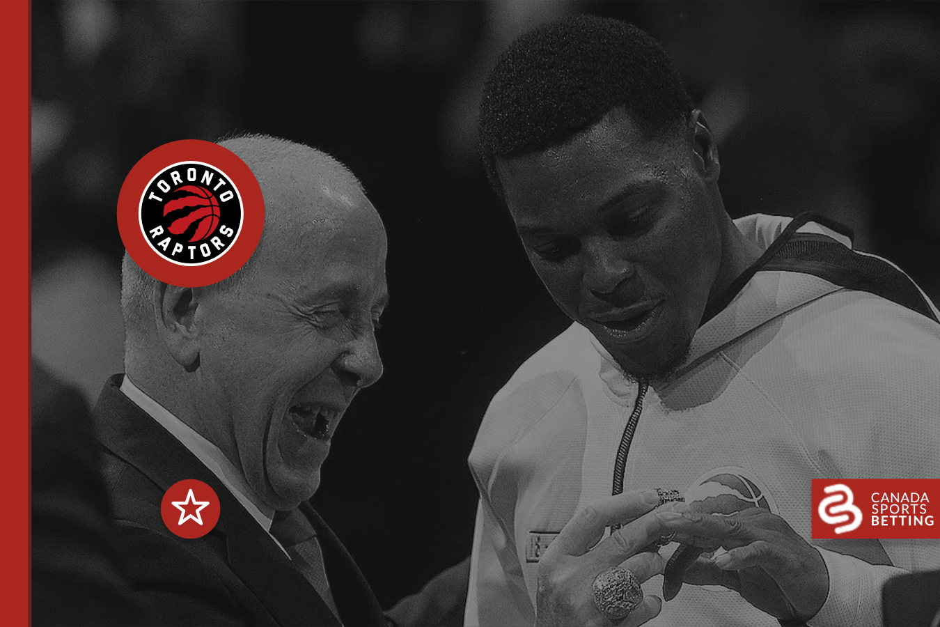 Look at this Bling - Raptors receive 'largest' rings in NBA history