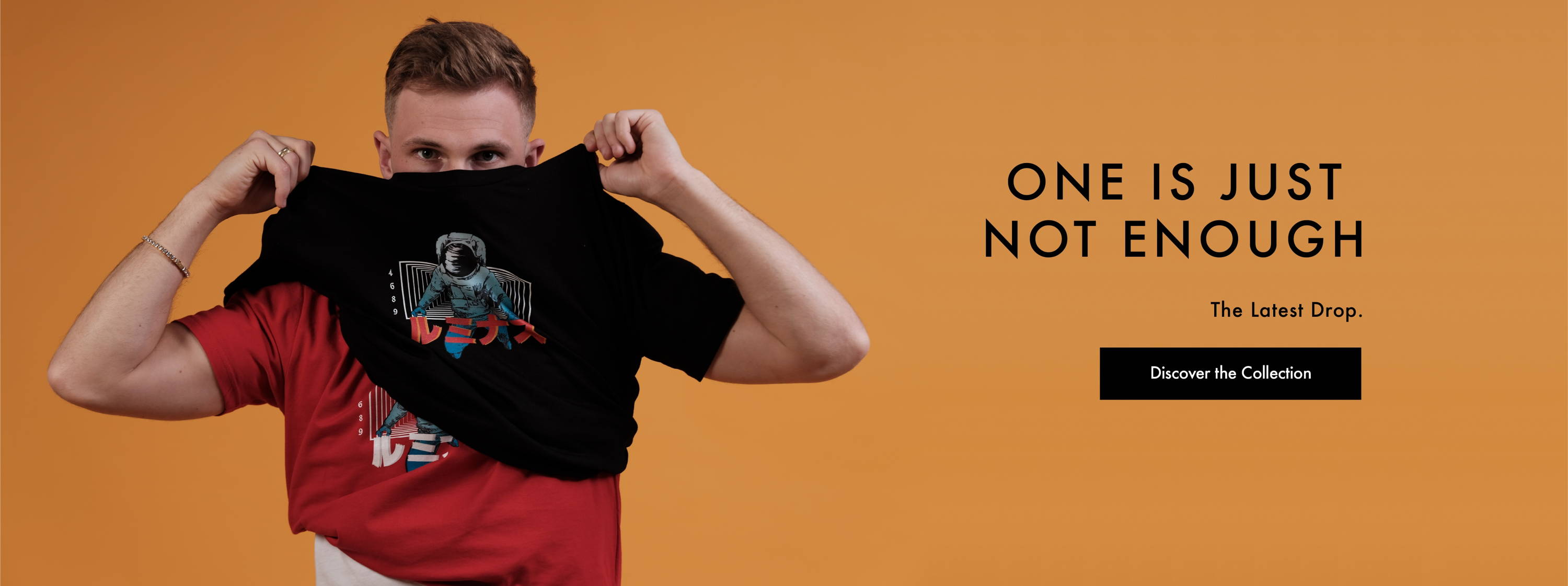 One Is Just Not Enough - SS21 Launches 01.06.21 - Pre-order Now
