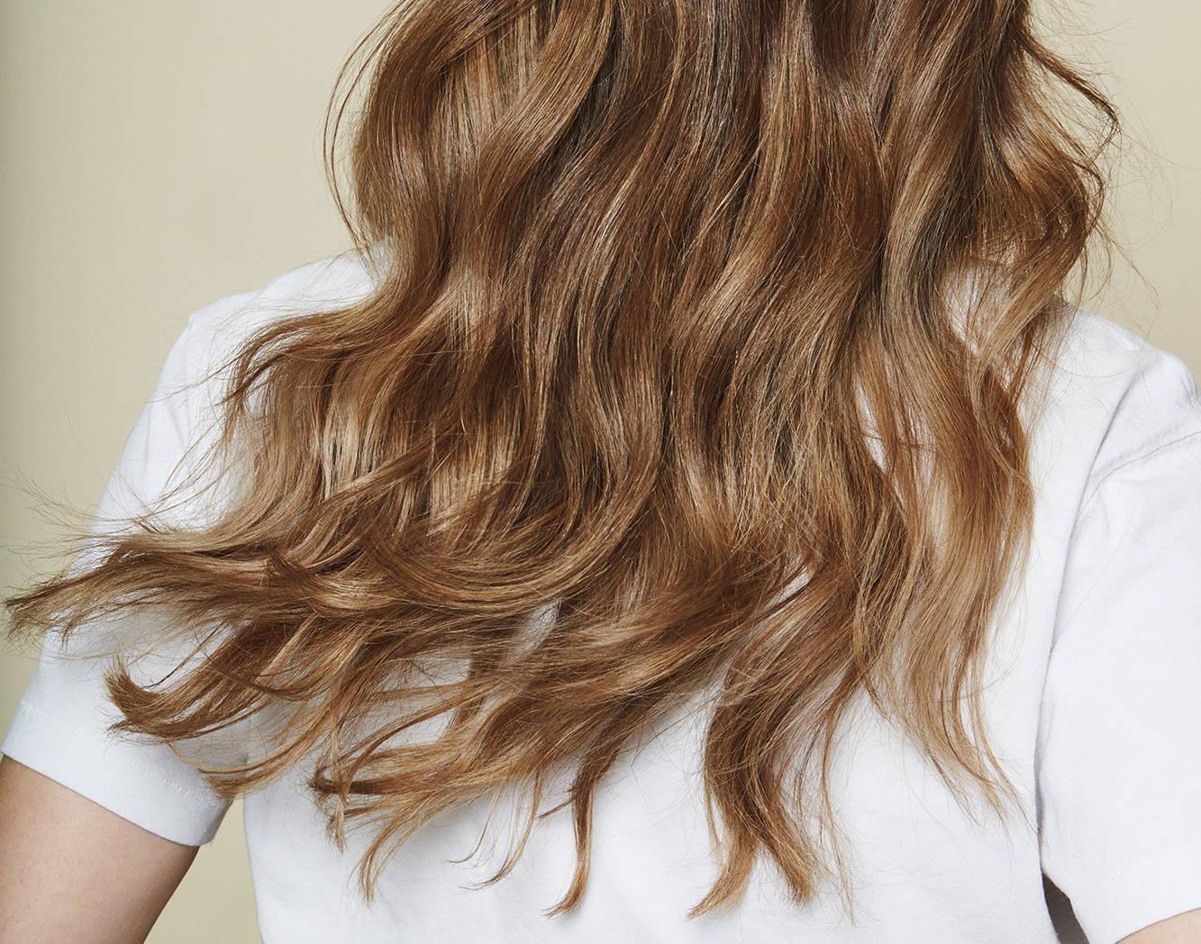 Melanie Guille haircut Davines