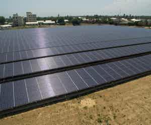 750 kilowatts (kW) Solar Power System