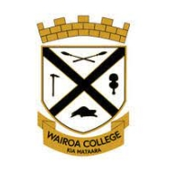 Wairoa College logo