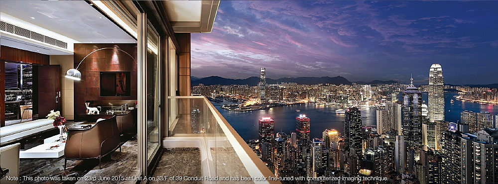 Hong Kong - 39 conduit road apartment for sale