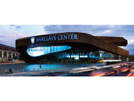 A Night in a Suite at Barclays Center in Brooklyn for a Brooklyn Nets or New York Islanders Game