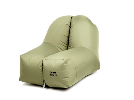 Inflatable King Chair w/ NWTF Logo