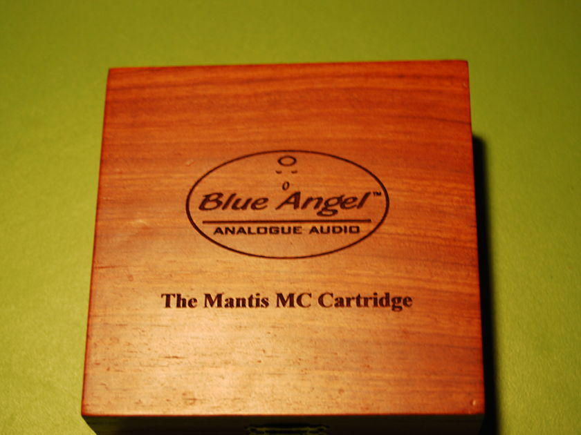 Blue Angel The Mantis Reference Cartridge