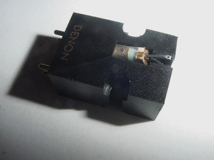 Denon DL-103LC  low output moving coil LOMC cartridge