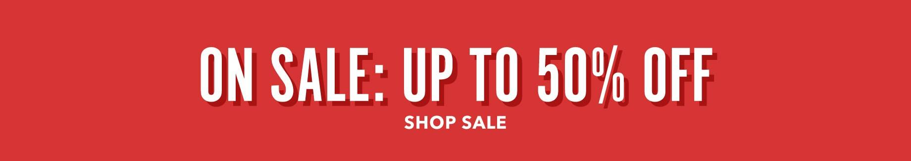 On Sale: Up To 50% Off. Shop Salepac