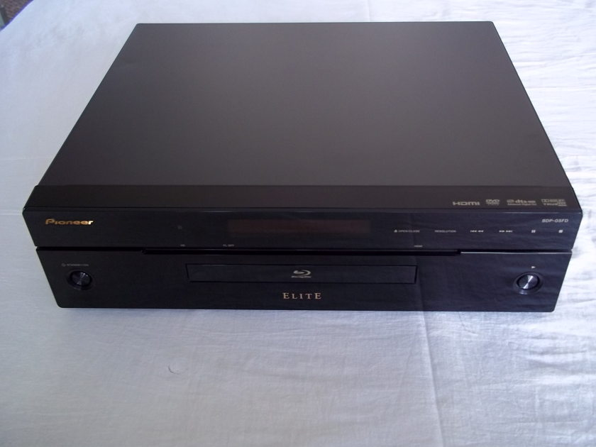 Pioneer ELITE BDP-05FD Blu Ray Player