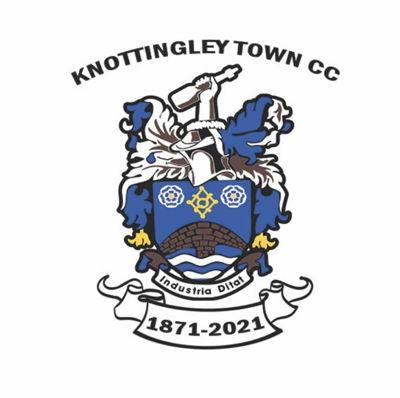 Knottingley Town Cricket Club Logo