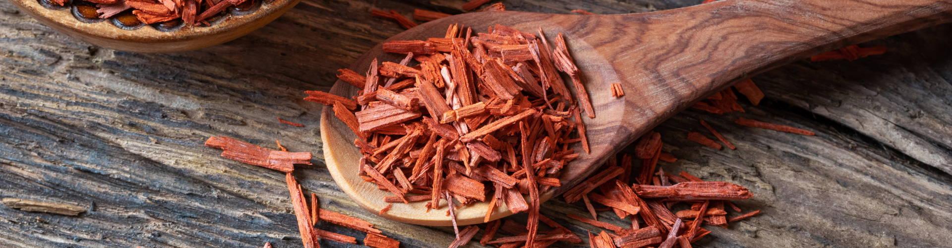 sandalwood incense wood
