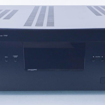 T757 7.1 Ch Home Theater Receiver (No remote)