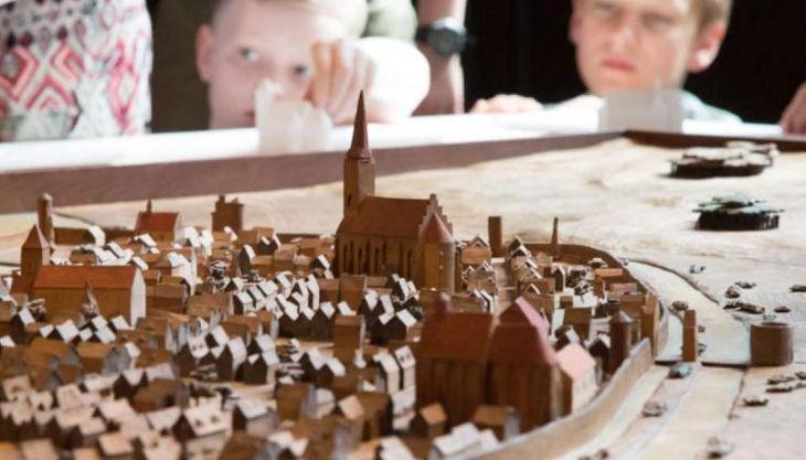 stiftung stadtmuseum proberaeume stadtmodell berlin