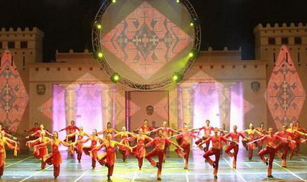 Шоу «Огни Анатолии» из Кемера