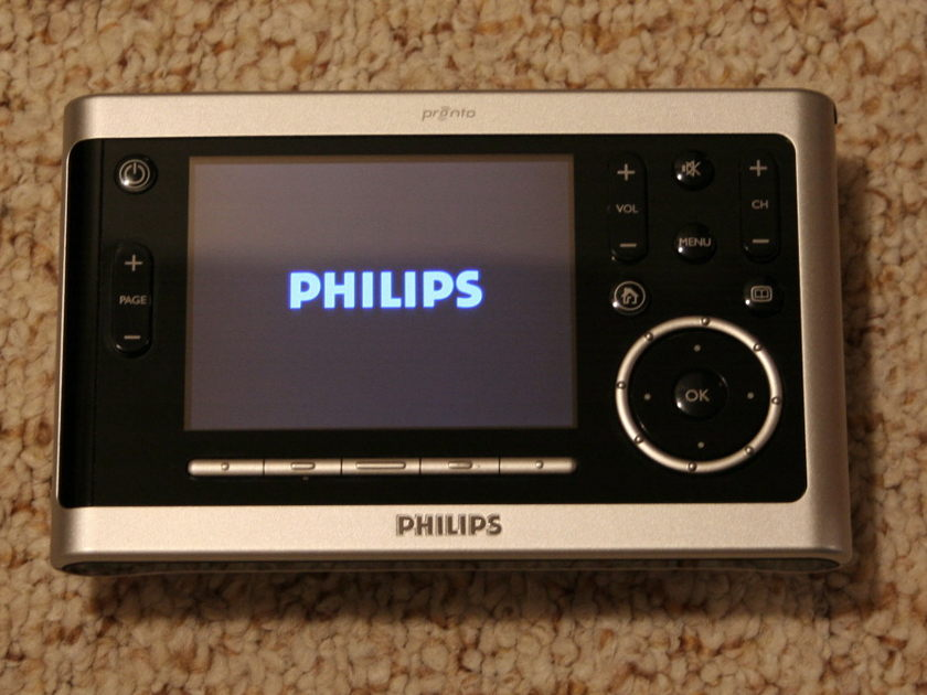 Philips Pronto TSU9600 & RFX9400