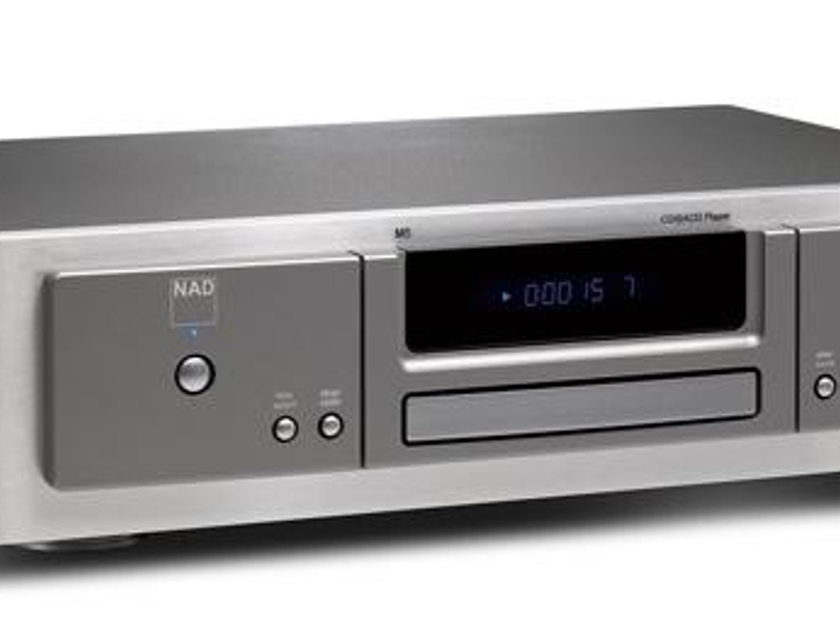 NAD  Master Series M5 CD/SACD Player with Manufacturer's Warranty