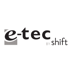 E-tec by Shift logo