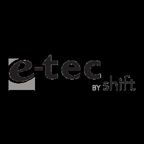 E-tec by Shift logo