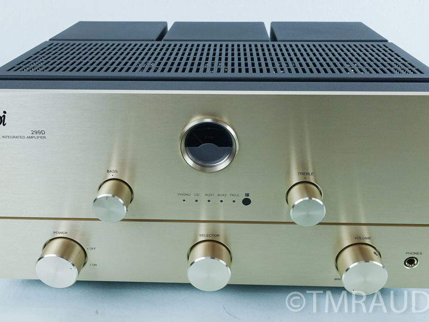 VPI Industries 299D Tube Integrated Amplifier (9160)