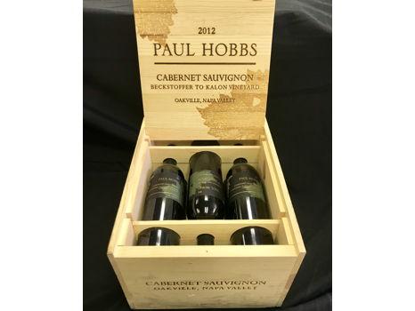 SUPER SILENT: Paul Hobbs Beckstoffer to Kalon
