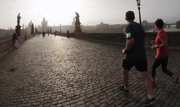 Беговая экскурсия по Праге