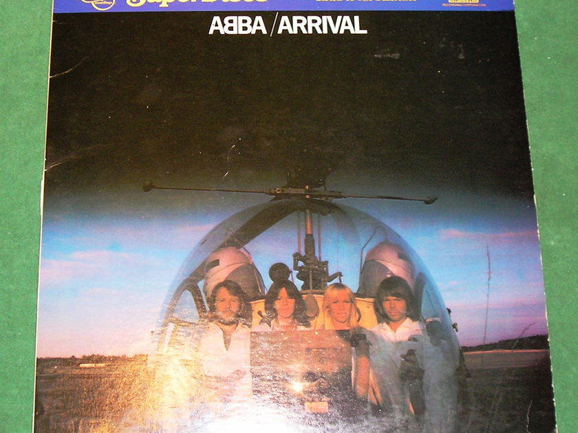 "ABBA ""ARRIVAL"" - NAUTILUS 1/2 SPEED MASTER *** NM 9/10 ***"