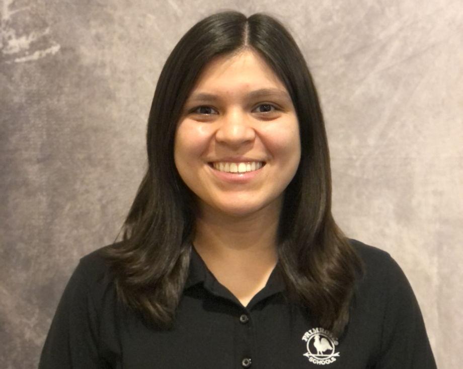 Ms. Gillespie , Assistant Teacher
