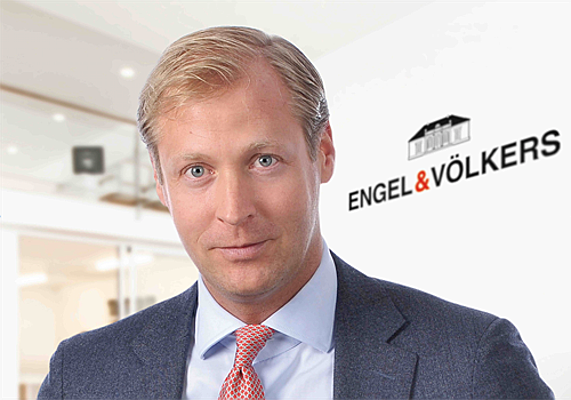 Sintra - Sven Odia has been working for Engel & Völkers for 22 years, during which time he rose from apprentice to CEO. Personal career tips from the CEO