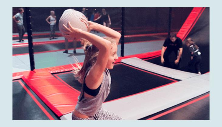 myjump trampolinsport