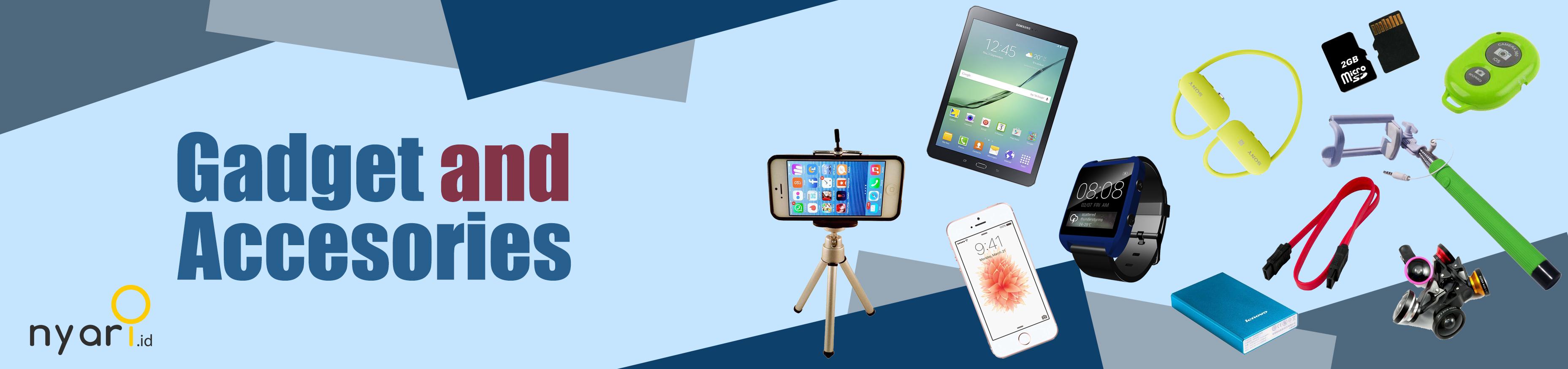 Gadget & Accesories