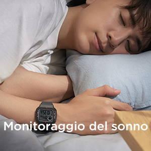 Amazfit Neo - Monitoraggio del Sonno